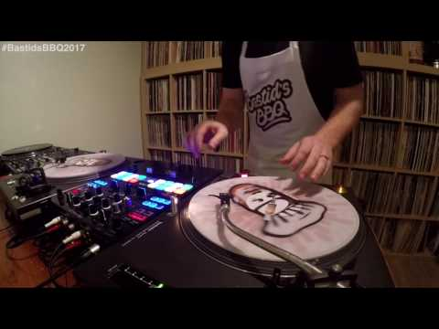 Skratch Bastid - California Soul routine