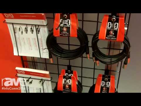 InfoComm 2016: Hosa Technology Shows powerCON, DMX512, Network and Power Distribution Cables