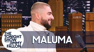Maluma Enlists Jimmy to Help Him Collaborate with Justin Timberlake