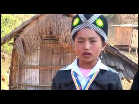 Ncig Saib Teb Chaws Qaum Teb Tour north of Laos...