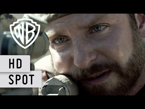AMERICAN SNIPER - Spot 5 Deutsch HD German
