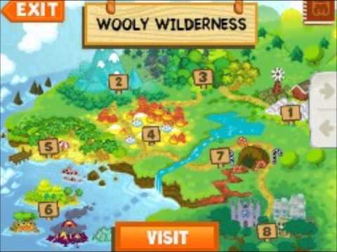 Moshi Monsters Moshling Zoo Ds Game Pics!