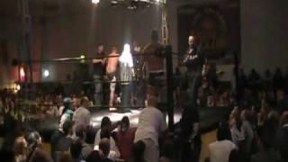 Pablo Torres Kickboxing