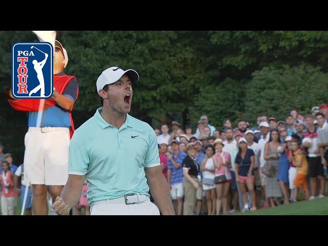 PGA TOURвs best shots of the decade 2010-19 non-majors
