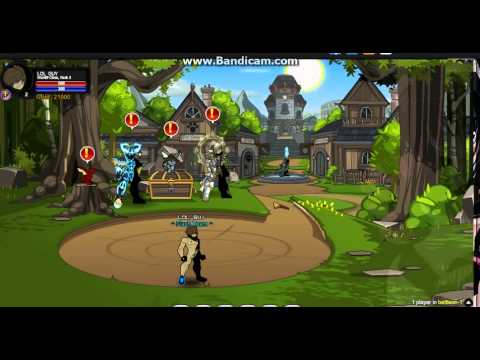 AQW The Naked Guy