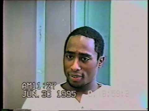 2Pac In Police Station 1995 (Police Camera) (2PacLegacy.Net)