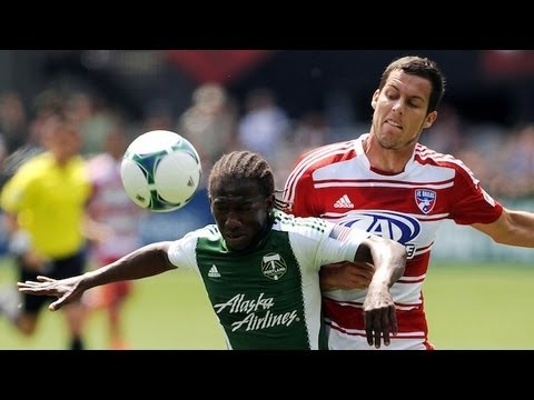 HIGHLIGHTS: Portland Timbers vs FC Dallas  | June 15, 2013