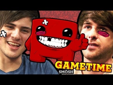 DYING OVER AND OVER AND OVER (Gametime with Smosh)