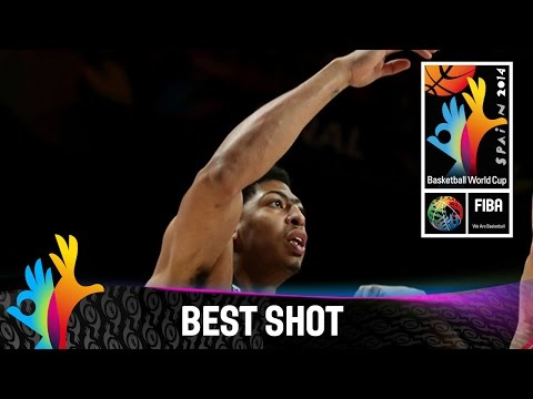 USA v Serbia - Best Shot - 2014 FIBA Basketball World Cup