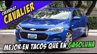 Chevrolet Cavalier Sin pasar hambre | Frankymostro