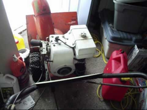 Ariens Snowblower repair