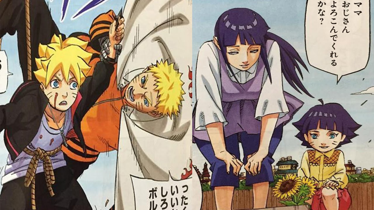 sister sister valentines day episode - Naruto and Hinata s Kids Revealed Part 3 ficial and