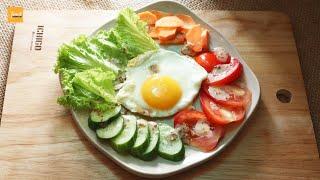 Thực đơn ăn Keto 7 ngày | Giảm cân nhanh chóng | Low Carb Diet Recipe | KETO 2
