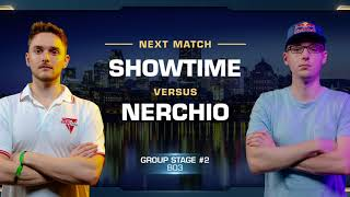 ShoWTimE vs Nerchio PvZ - Group Stage - WCS Montreal 2018 - StarCraft II