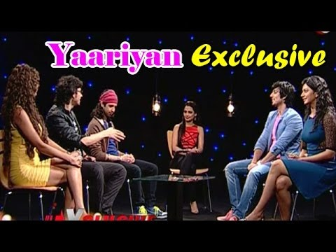 Yaariyan Team Exclusive Interview With Zoom video