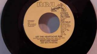 Watch Restless Heart Let The Heartache Ride video