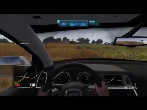 Test Drive Unlimited 2 - Audi Q7 Q12 TDI Quattro