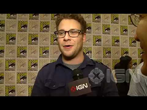 Seth Rogen - Green Hornet Interview