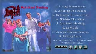 DEATH - 'Spiritual Healing' Reissue (Full Album Stream)