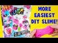 MORE Easiest Slime So Slime DIY Slime Shaker Mixing Shaving Cream With Slime mp3