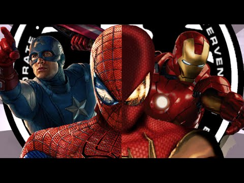 Marvel Ultimate Alliance 2 Full Movie All Cutscenes Cinematic