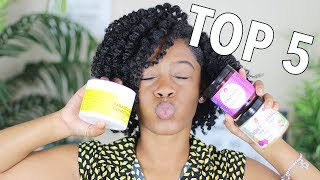 My Top 5 ULTIMATE Deep Conditioner for Natural Hair