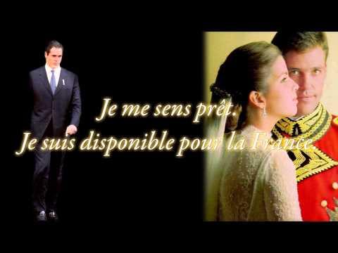 Louis Xx : « Je Suis Disponible Pour La France » video