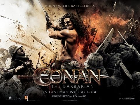 Conan the Barbarian UK Trailer