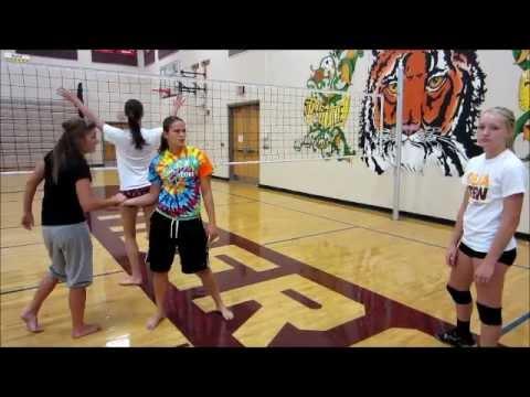 Volleyball Girls :: VideoLike
