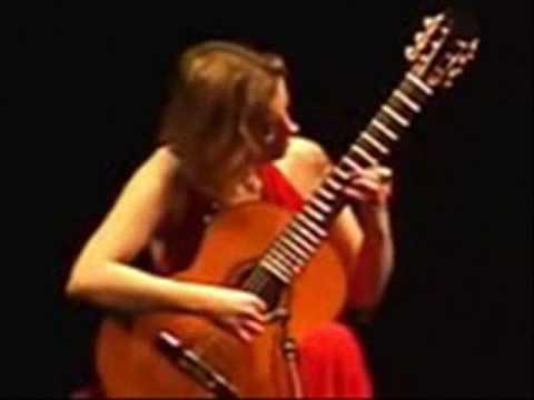 ANA VIDOVIC JS BACH SONATA BWV 1001 PRESTO Gm EN VIVO