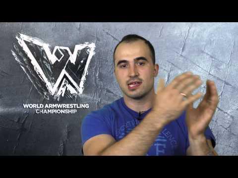 Armwrestling Academy. Dmitry Stoyanov, Las Vegas, NV