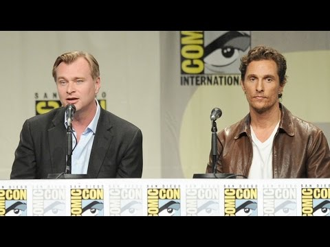 Christopher Nolan about films that influenced him most at SDCC 2014