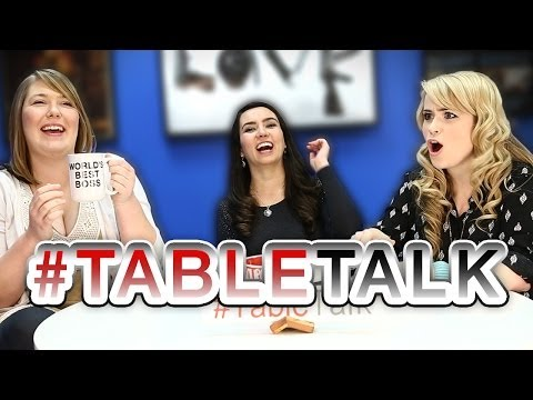 Ladies Talk Video Game Movies And Getting Out Of Tickets On #tabletalk! video