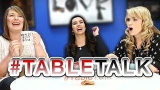 Ladies Talk Video Game Movies and Getting Out of Tickets on #TableTalk!