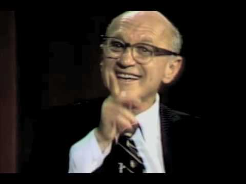 Milton Friedman - Morality & Capitalism