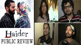 Haider PUBLIC REVIEW | 4 stars on 5