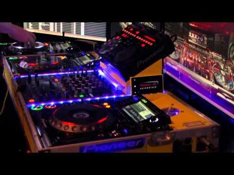 DJ Grizou Pioneer Pro Contest - DJM 900 NXS, 3 CDJ 2000 NXS, EFX 1000