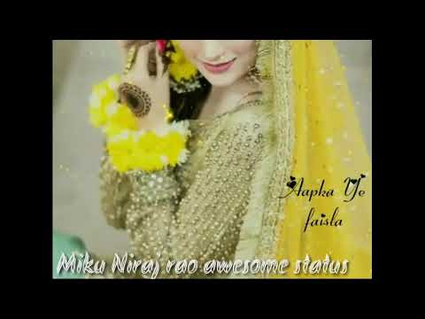 WhatsApp Video Status Most Beautiful Love Song Status
