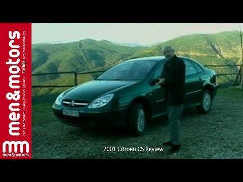 2001 Citroen C5 Review