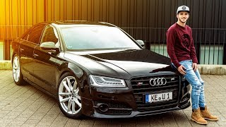 AUDI S8 705 PS | Harry's Reisemaschine! | Daniel Abt