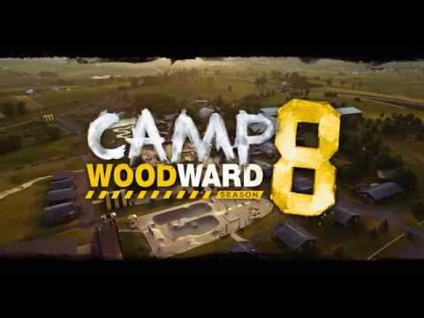 Camp Woodward Season 8 - Series Premiere MONDAY