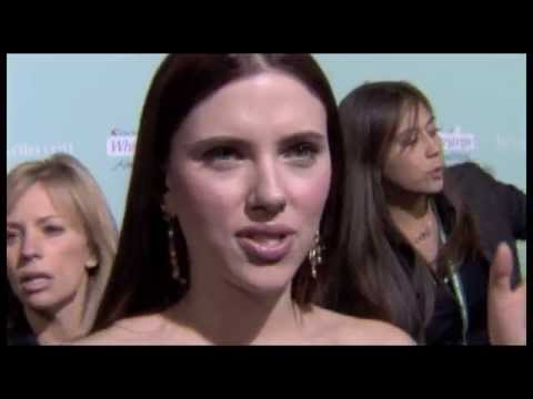 Scarlett Johansson Interview - He's Just Not That Into You