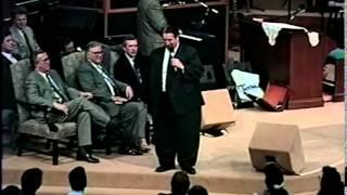 """""""Spiritual Warfare"""" Billy Cole BOTT 1990"""