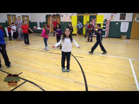 JumpRope for the Heart - Wetherbee School