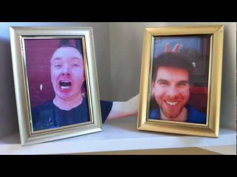 Interactive Picture Frames - A PITW Shorty