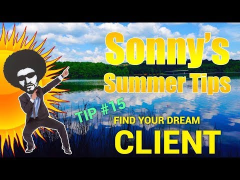 How To Find Your Dream Client Social Media Marketing Agency Digital Marketing Internet Marketing