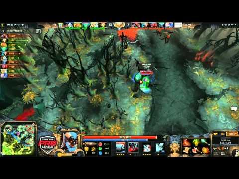 Tinker vs NAR v2 Game 1  joinDOTA MLG Pro League Season 2  Durkadota NahazDota