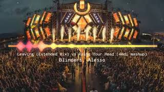 Blinders, Alesso - Leaving vs Raise Your Head (4mdi mashup)