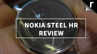 Sexiest Smartwatch Ever? Nokia Steel HR Review