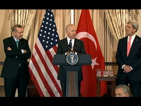 State Department Lunch Honoring Prime Minister Erdogan of Turkey